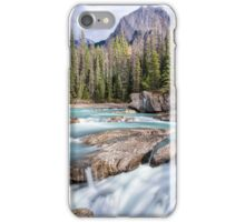 Natural Bridge in Green and White iPhone Case/Skin