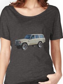 Toyota Land Cruiser Women's Relaxed Fit T-Shirt