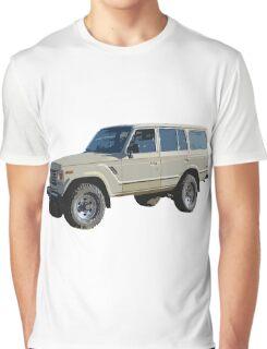 Toyota Land Cruiser Graphic T-Shirt