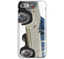 Toyota Land Cruiser iPhone Case/Skin