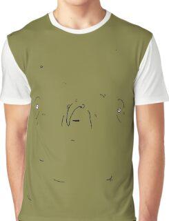 Clarence - The Big Lez Show Graphic T-Shirt