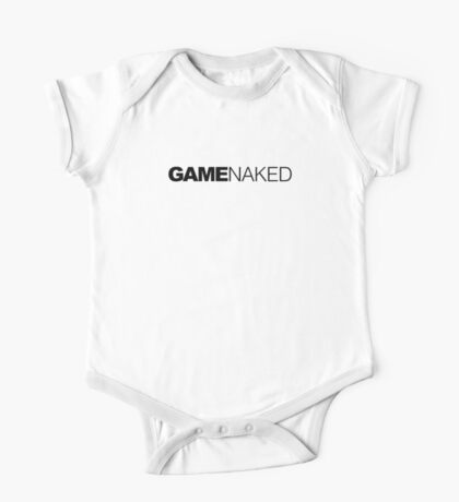 Game Naked One Piece - Short Sleeve