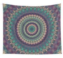 Mandala 142 Wall Tapestry