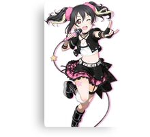SR : NiC0 #1 ☆ [idolized] Canvas Print