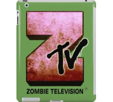 Zombie TV iPad Case/Skin