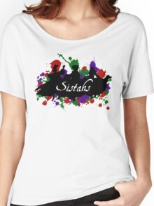 Sistahs! Women's Relaxed Fit T-Shirt