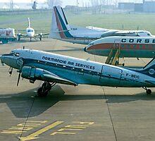 Douglas DC-3 F-BEIG by Colin Smedley