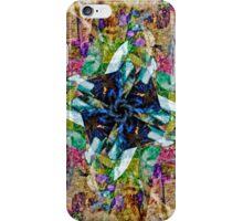 Wolf in a Kaleidoscope iPhone Case/Skin