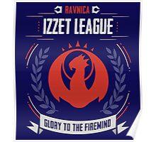 MTG: Izzet League Poster