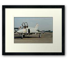 McDonnell F-4M Phantom FGR.2 XV491/F Framed Print