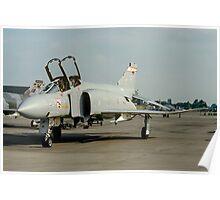 McDonnell F-4M Phantom FGR.2 XV491/F Poster