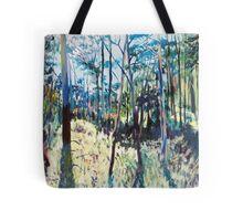 Blue Mountains bush walk Series 2 Tote Bag