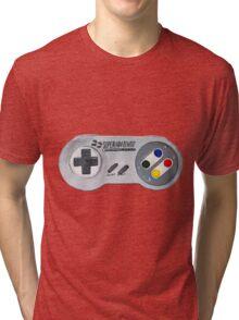 SNES  Tri-blend T-Shirt