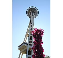 Space Needle (Seattle) Photographic Print