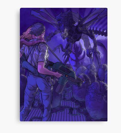 Ripley! Canvas Print