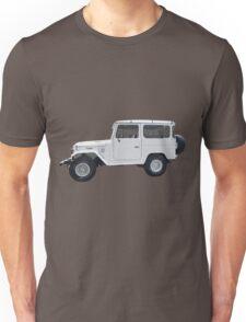 Toyota Land Cruiser Unisex T-Shirt