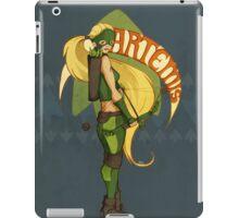 Artemis iPad Case/Skin