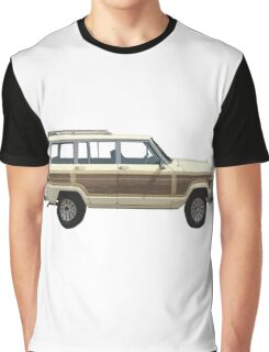 Jeep Wagoneer Graphic T-Shirt