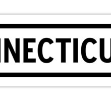 Connecticut Sticker