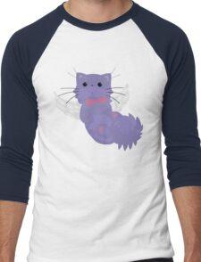 Fluffal Cat - Yu-Gi-Oh! Men's Baseball ¾ T-Shirt