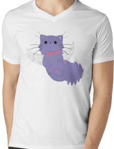 Fluffal Cat - Yu-Gi-Oh! Mens V-Neck T-Shirt