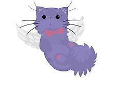 Fluffal Cat - Yu-Gi-Oh! Photographic Print