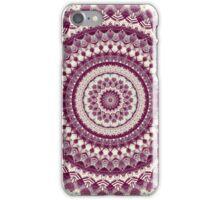 Mandala 143 iPhone Case/Skin
