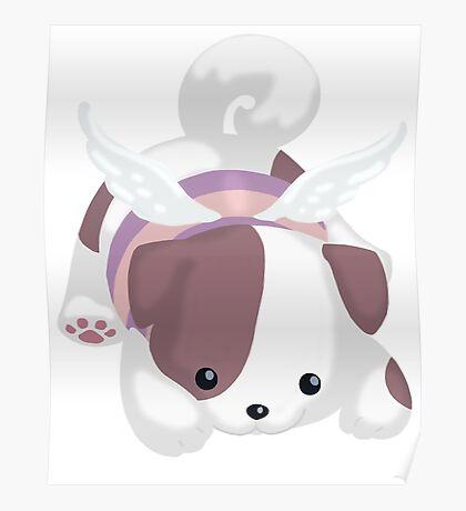 Fluffal Dog - Yu-Gi-Oh! Poster