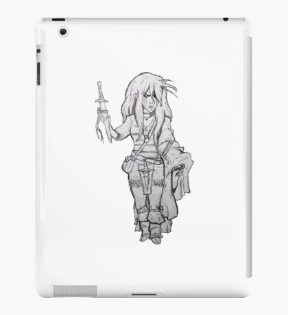 Thorn Warrior iPad Case/Skin