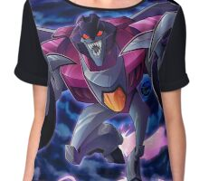 Starscream Chiffon Top