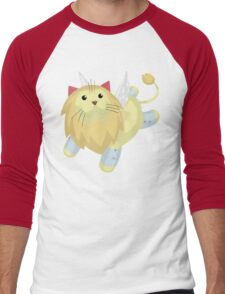 Fluffal Leo - Yu-Gi-Oh! Men's Baseball ¾ T-Shirt