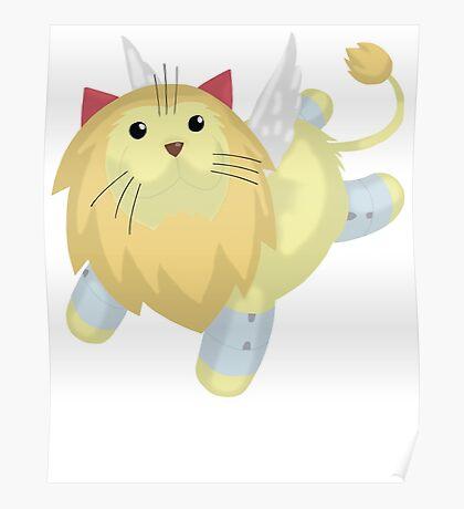 Fluffal Leo - Yu-Gi-Oh! Poster