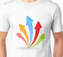 Arrow an icon Unisex T-Shirt