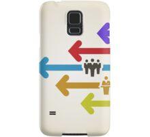 Arrow business Samsung Galaxy Case/Skin