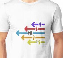 Arrow business Unisex T-Shirt