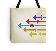 Arrow business Tote Bag