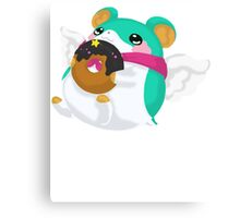 Fluffal Mouse - Yu-Gi-Oh! Canvas Print