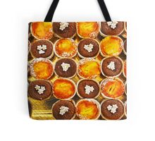 Bakery Texture Tote Bag