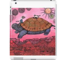 The Gamer Flies West iPad Case/Skin
