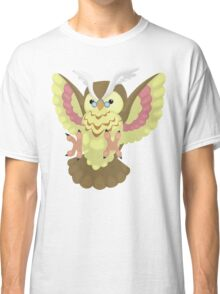 Fluffal Owl - Yu-Gi-Oh! Classic T-Shirt