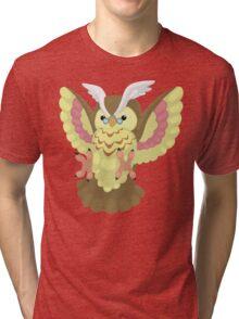 Fluffal Owl - Yu-Gi-Oh! Tri-blend T-Shirt