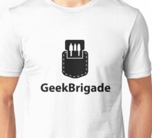 Geek Brigade pocket protector icon Unisex T-Shirt