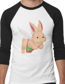 Fluffal Rabbit - Yu-Gi-Oh! Men's Baseball ¾ T-Shirt