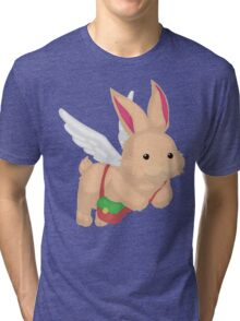 Fluffal Rabbit - Yu-Gi-Oh! Tri-blend T-Shirt