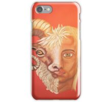 Aries  Mobile casing Morphing Star sign iPhone Case/Skin