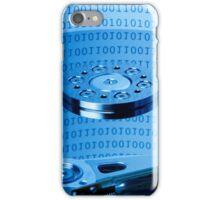 computer hard drive iPhone Case/Skin