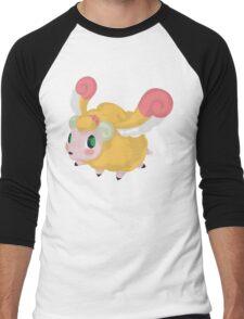Fluffal Sheep - Yu-Gi-Oh! Men's Baseball ¾ T-Shirt