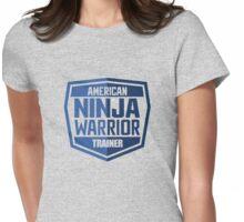 ninja warrior Womens Fitted T-Shirt