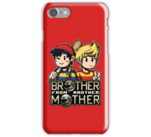 Another MOTHER - Ness & Lucas iPhone Case/Skin