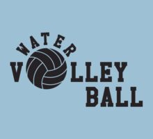 Water volleyball by nektarinchen